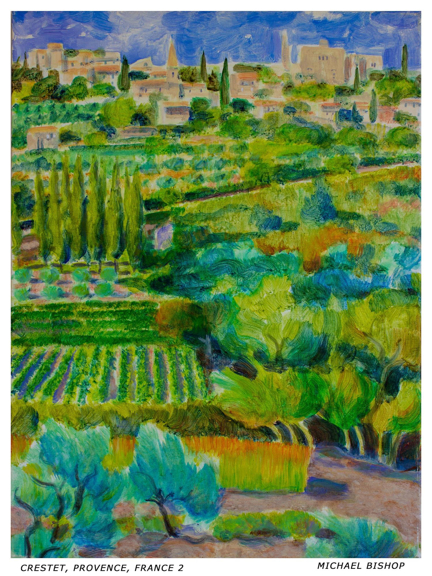 Crestet, Provence, France 2