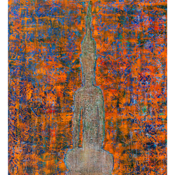 Buddha de Bois