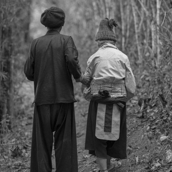 Hmong Couple 2, Northern Laos