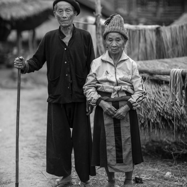 Hmong Couple 1, Northern Laos